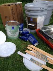 Sherwin Williams Paint & Supplies